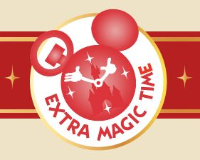 Extra Magic Time Logo
